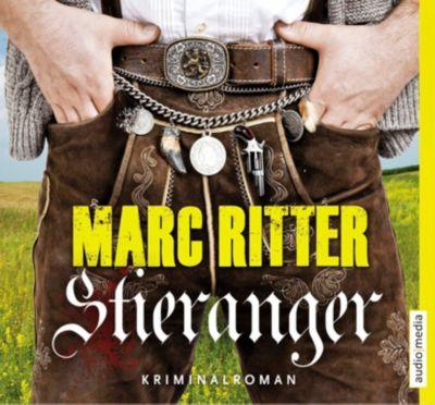 Stieranger, 5 Audio-CDs, Marc Ritter