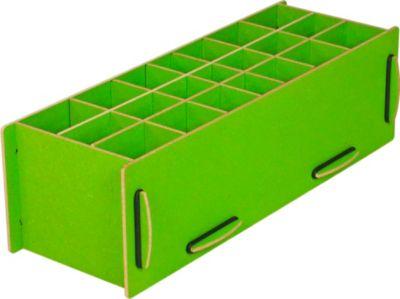 Stiftbox XL grün
