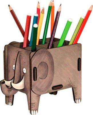 Stiftebox Elefant