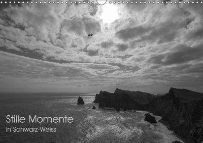 Stille Momente in Schwarz-WeissCH-Version (Wandkalender 2018 DIN A3 quer), Tobias Huber