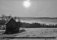 Stille Momente in Schwarz-WeissCH-Version (Wandkalender 2018 DIN A3 quer) - Produktdetailbild 2
