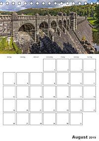 Stimmungsvolles Wales (Tischkalender 2019 DIN A5 hoch) - Produktdetailbild 4