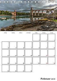 Stimmungsvolles Wales (Tischkalender 2019 DIN A5 hoch) - Produktdetailbild 2