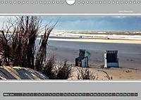 Strandblicke Borkum und Norderney (Wandkalender 2018 DIN A4 quer) - Produktdetailbild 3