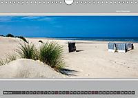 Strandblicke Borkum und Norderney (Wandkalender 2018 DIN A4 quer) - Produktdetailbild 5