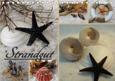 Strandgut / Geburtstagskalender (Tischkalender 2018 DIN A5 quer) Dieser erfolgreiche Kalender wurde dieses Jahr mit glei, Sabine Koriath