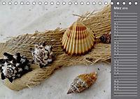 Strandgut / Geburtstagskalender (Tischkalender 2018 DIN A5 quer) Dieser erfolgreiche Kalender wurde dieses Jahr mit glei - Produktdetailbild 3