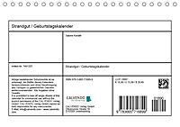 Strandgut / Geburtstagskalender (Tischkalender 2018 DIN A5 quer) Dieser erfolgreiche Kalender wurde dieses Jahr mit glei - Produktdetailbild 13