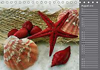 Strandgut / Geburtstagskalender (Tischkalender 2018 DIN A5 quer) Dieser erfolgreiche Kalender wurde dieses Jahr mit glei - Produktdetailbild 8