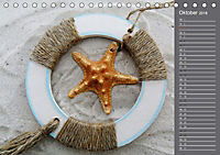 Strandgut / Geburtstagskalender (Tischkalender 2018 DIN A5 quer) Dieser erfolgreiche Kalender wurde dieses Jahr mit glei - Produktdetailbild 10