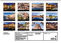 Straßburg Impressionen (Wandkalender 2018 DIN A2 quer) - Produktdetailbild 13