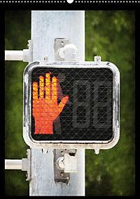 street view/ Blick auf die Straße (Posterbuch, DIN A2 hoch) - Produktdetailbild 10