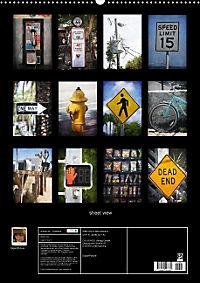 street view/ Blick auf die Straße (Posterbuch, DIN A2 hoch) - Produktdetailbild 13