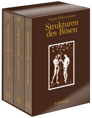 Strukturen des Bösen, 3 Bde., Eugen Drewermann