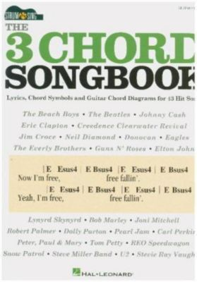 Strum & Sing Series, The 3 Chord Songbook