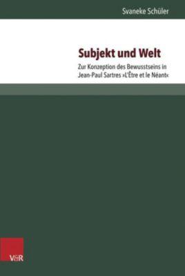 Subjekt und Welt, Svaneke Schüler