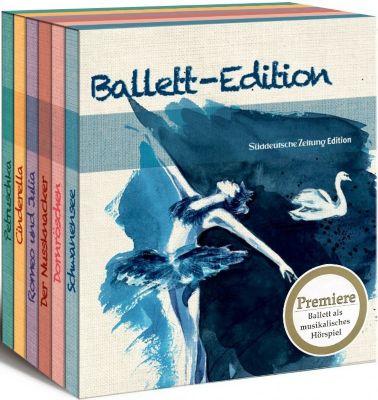 Süddeutsche Zeitung Edition, Ballett, 6 Audio-CDs, Diverse Interpreten