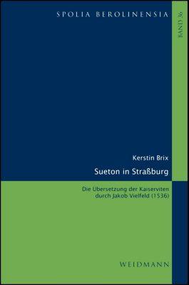 Sueton in Straßburg, Kerstin Brix