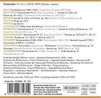 Sviatoslav Richter, 10 CDs - Produktdetailbild 1