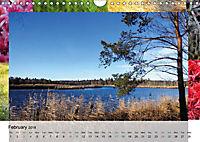 Swamplands Nature's Paintbox (Wall Calendar 2018 DIN A4 Landscape) - Produktdetailbild 2