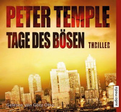 Tage des Bösen, 6 Audio-CDs, Peter Temple