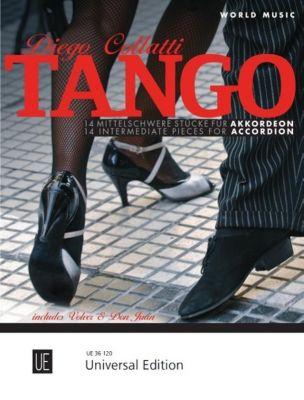 Tango Accordion, für Akkordeon, Diego Marcelo Collatti