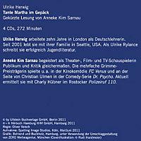 Tante Martha im Gepäck, 4 Audio-CDs - Produktdetailbild 2