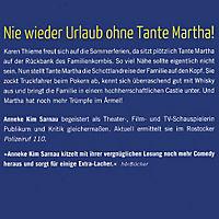 Tante Martha im Gepäck, 4 Audio-CDs - Produktdetailbild 1