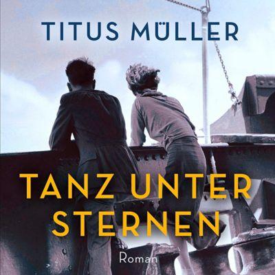 Tanz unter Sternen, 9 Audio-CDs, Titus Müller