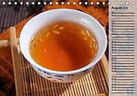 Tea Time - anregende Impressionen (Tischkalender 2019 DIN A5 quer) - Produktdetailbild 8