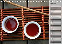 Tea Time - anregende Impressionen (Tischkalender 2019 DIN A5 quer) - Produktdetailbild 5