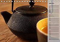 Tea Time - anregende Impressionen (Tischkalender 2019 DIN A5 quer) - Produktdetailbild 6