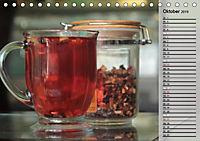 Tea Time - anregende Impressionen (Tischkalender 2019 DIN A5 quer) - Produktdetailbild 10