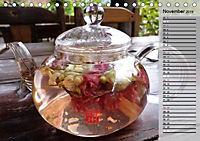 Tea Time - anregende Impressionen (Tischkalender 2019 DIN A5 quer) - Produktdetailbild 11