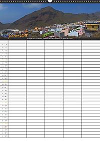 Teneriffa im Panorama (Wandkalender 2018 DIN A2 hoch) - Produktdetailbild 1