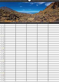 Teneriffa im Panorama (Wandkalender 2018 DIN A2 hoch) - Produktdetailbild 10