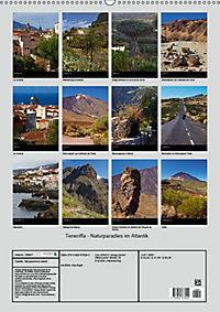 Teneriffa - Naturparadies im Atlantik (Wandkalender 2018 DIN A2 hoch) - Produktdetailbild 13