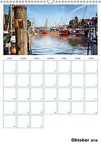 Terminplaner, Ostfriesland, die alten Häfen - Greetsiel, Neuharlingersiel, Carolinensiel (Wandkalender 2018 DIN A3 hoch) - Produktdetailbild 10