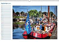 Terminplaner, Ostfriesland, die alten Häfen - Greetsiel, Neuharlingersiel, Carolinensiel (Wandkalender 2018 DIN A3 quer) - Produktdetailbild 9