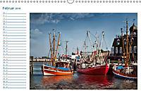 Terminplaner, Ostfriesland, die alten Häfen - Greetsiel, Neuharlingersiel, Carolinensiel (Wandkalender 2018 DIN A3 quer) - Produktdetailbild 2