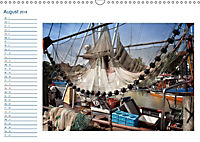Terminplaner, Ostfriesland, die alten Häfen - Greetsiel, Neuharlingersiel, Carolinensiel (Wandkalender 2018 DIN A3 quer) - Produktdetailbild 8