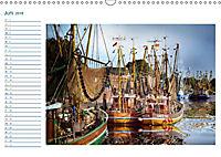 Terminplaner, Ostfriesland, die alten Häfen - Greetsiel, Neuharlingersiel, Carolinensiel (Wandkalender 2018 DIN A3 quer) - Produktdetailbild 6