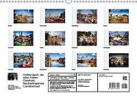 Terminplaner, Ostfriesland, die alten Häfen - Greetsiel, Neuharlingersiel, Carolinensiel (Wandkalender 2018 DIN A3 quer) - Produktdetailbild 13