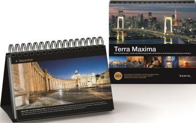 Terra Maxima, Tischkalender