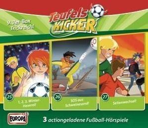 Teufelskicker - Trickreich! - Die 9. 3er-Box (3 CDs), Teufelskicker