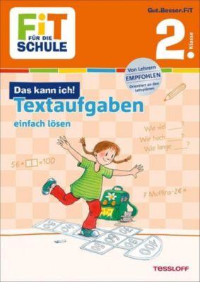 Textaufgaben einfach lösen 2. Klasse, Andrea Tonte