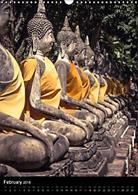 Thailand Land of Siam (Wall Calendar 2018 DIN A3 Portrait) - Produktdetailbild 2