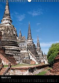 Thailand Land of Siam (Wall Calendar 2018 DIN A3 Portrait) - Produktdetailbild 3