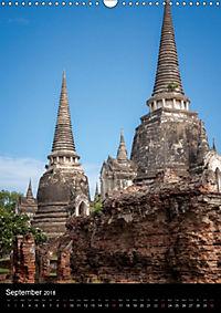 Thailand Land of Siam (Wall Calendar 2018 DIN A3 Portrait) - Produktdetailbild 9
