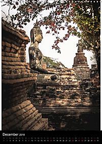 Thailand Land of Siam (Wall Calendar 2018 DIN A3 Portrait) - Produktdetailbild 12